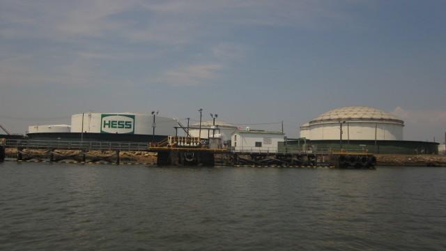 Hess Plant